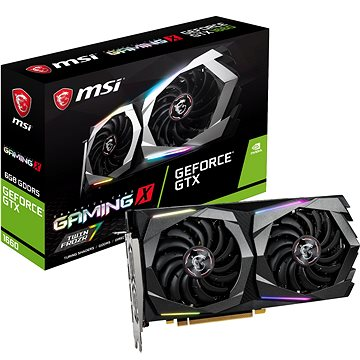 MSI GeForce GTX 1660 GAMING X 6G (GTX 1660 GAMING X 6G)