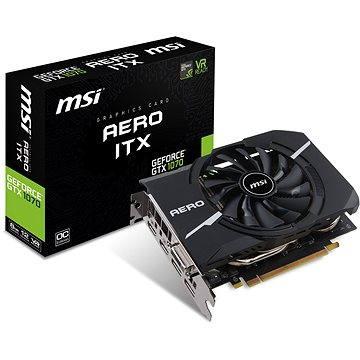 MSI GeForce GTX 1070 AERO ITX 8G OC (GTX 1070 AERO ITX 8G OC)