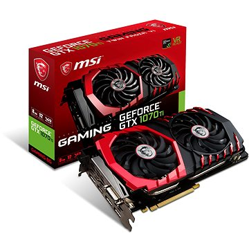 MSI GeForce GTX 1070 Ti GAMING 8G (GTX 1070 Ti GAMING 8G)