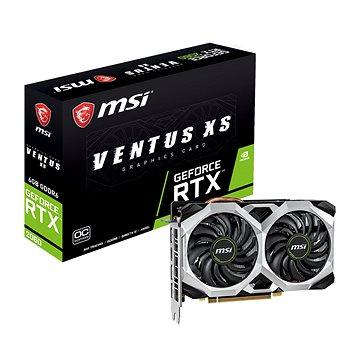 MSI GeForce RTX 2060 VENTUS XS 6G OC (RTX 2060 VENTUS XS 6G OC)