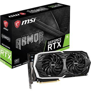 MSI GeForce RTX 2070 ARMOR 8G OC (RTX 2070 ARMOR 8G OC)