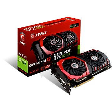 MSI GeForce GTX 1080 GAMING X 8G (GTX 1080 GAMING X 8G)