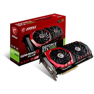 MSI GeForce GTX 1080 GAMING X+ 8G (GTX 1080 GAMING X+ 8G)