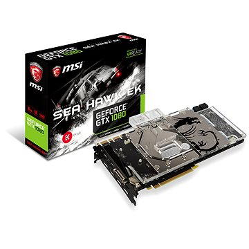 MSI GeForce GTX 1080 SEA HAWK EK X (GTX 1080 SEA HAWK EK X)