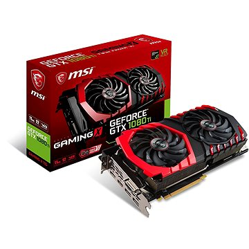MSI GeForce GTX 1080Ti GAMING 11G (GTX 1080 Ti GAMING 11G)