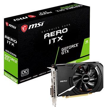 MSI GeForce GTX 1650 SUPER AERO ITX OC 4G (GTX 1650 SUPER AERO ITX OC)