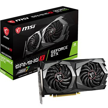 MSI GeForce GTX 1650 GAMING X 4G (GTX 1650 GAMING X 4G)