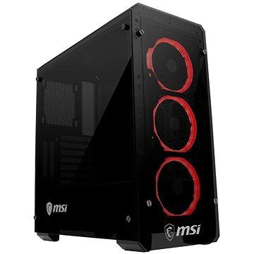 MSI MAG Pylon černý (306-7G02M61-C05)