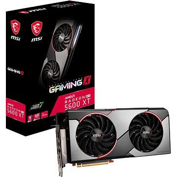 MSI Radeon RX 5600 XT GAMING X (RX 5600 XT GAMING X)
