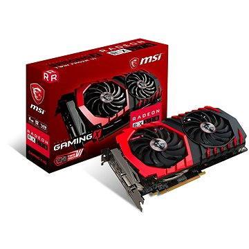 MSI Radeon RX 570 GAMING X 4G + ZDARMA Hra pro PC Quake Champions Pack