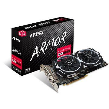 MSI Radeon RX 580 ARMOR 8G OC (Radeon RX 580 ARMOR 8G OC)