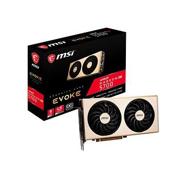 MSI Radeon RX 5700 EVOKE OC (Radeon RX 5700 EVOKE OC)