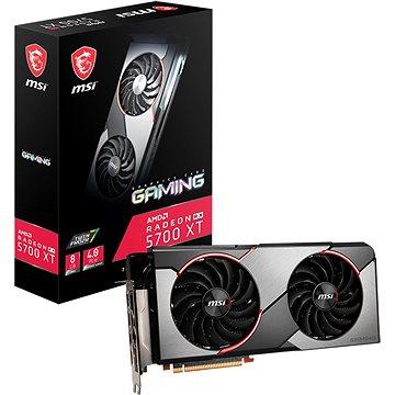 MSI Radeon RX 5700 XT GAMING 8G (Radeon RX 5700 XT GAMING)