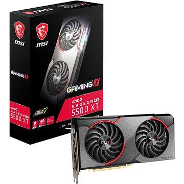 MSI Radeon RX 5500 XT GAMING X 8G (RX 5500 XT GAMING X 8G)