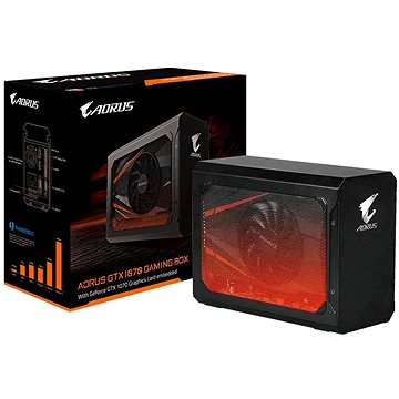 GIGABYTE GeForce AORUS GTX 1070 Gaming box - externí (GV-N1070IXEB-8GD)