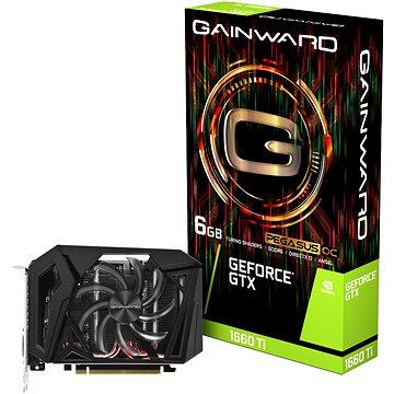 GAINWARD GeForce GTX 1660Ti 6G PEGASUS OC (426018336-4368)