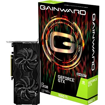 GAINWARD GeForce GTX 1660Ti 6G Ghost (426018336-4443)