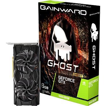 GAINWARD GeForce GTX 1660 Super 6G GHOST OC (471056224-1396)