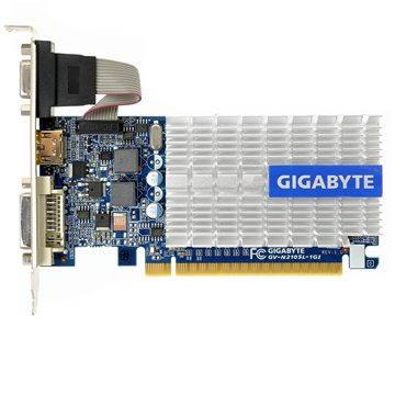GIGABYTE 210 HD Experience Silent 1GB (GV-N210SL-1GI)