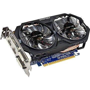 GIGABYTE GTX 750 Ti Ultra Durable 2 OC 2GB (GV-N75TOC-2GI)