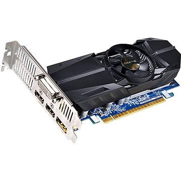 GIGABYTE GTX 750 Ti Ultra Durable 2 OC Low Profile 2GB (GV-N75TOC-2GL)
