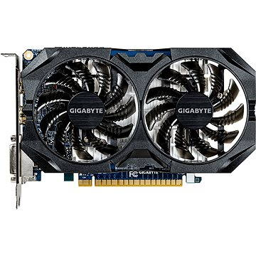 GIGABYTE GTX 750 Ti WindForce 2X OC 2GB (GV-N75TOC2-2GI)