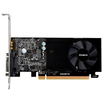 GIGABYTE GeForce GT 1030 Low Profile 2G (GV-N1030D5-2GL)