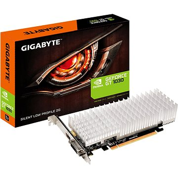 GIGABYTE GeForce GT 1030 Silent Low Profile 2G (GV-N1030SL-2GL)