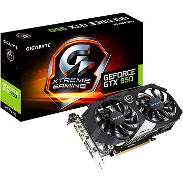 GIGABYTE GTX 950 XTREME GAMING 2GB (GV-N950XTREME-2GD)