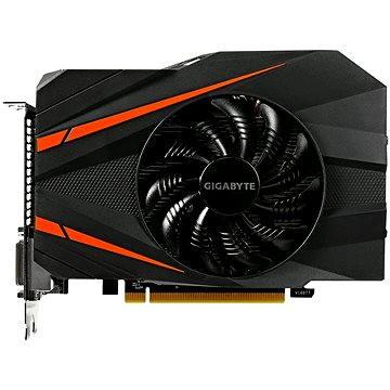 GIGABYTE GeForce GTX 1060 Mini ITX OC 6G (GV-N1060IXOC-6GD) + ZDARMA Poukaz Elektronický dárkový poukaz Alza.cz v hodnotě 600 Kč na nákup sortimentu Logitech Gaming