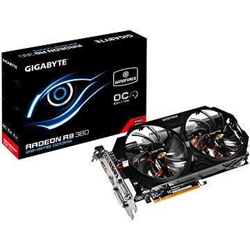 GIGABYTE R9 380 WINDFORCE OC 2GB (GV-R938WF2OC-2GD)