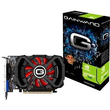 GAINWARD GT740 1GB DDR5 Golden Sample (426018336-3279) + ZDARMA Digitální předplatné LEVEL - tříměsíční předplatné