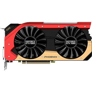 GAINWARD GeForce GTX 1060 Phoenix GS (426018336-3736)
