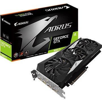 GIGABYTE GeForce GTX 1660 Ti AORUS 6G (GV-N166TAORUS-6GD)