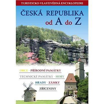 Česká republika od A do Z (978-80-254-5156-4)