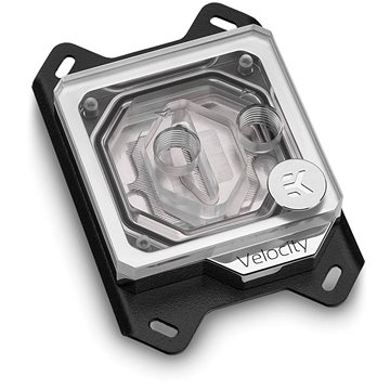 EK Water Blocks EK-Velocity AMD – nikl plexi (3831109810095)