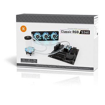 EK Water Blocks EK-KIT RGB S360 (3831109819586)