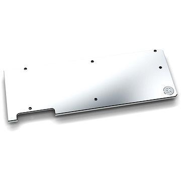 EK Water Blocks EK-Vector RTX Backplate stříbrný (3831109810507)