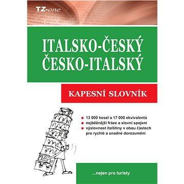 Italsko-český / česko-italský kapesní slovník (9788090360693)