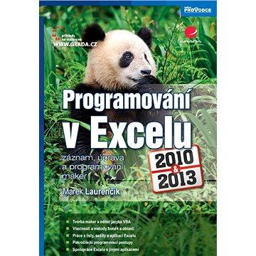 Programování v Excelu 2010 a 2013 (978-80-247-5033-0)