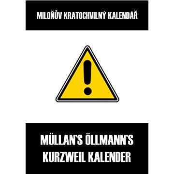 Miloňův kratochvilný kalendář (978-80-751-2050-2)
