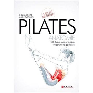 Pilates Anatomie (978-80-264-0121-6)