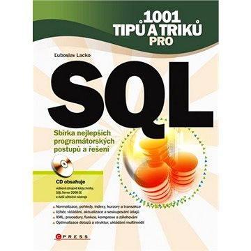 1001 tipů a triků pro SQL (978-80-251-3010-0)