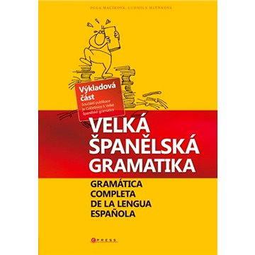 Velká španělská gramatika (978-80-251-2293-8)