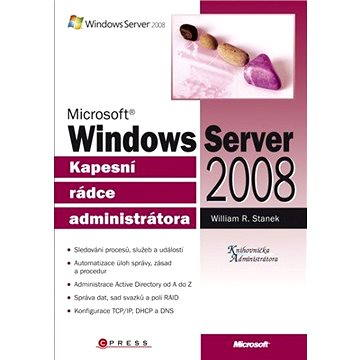 Microsoft Windows Server 2008 (978-80-251-2115-3)