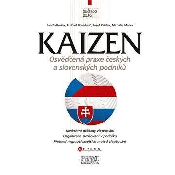 Kaizen - osvědčená praxe českých a slovenských podniků (978-80-251-2349-2)