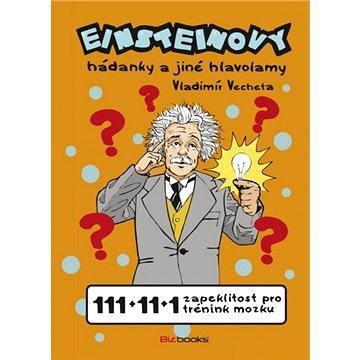 Einsteinovy hádanky (978-80-265-0053-7)