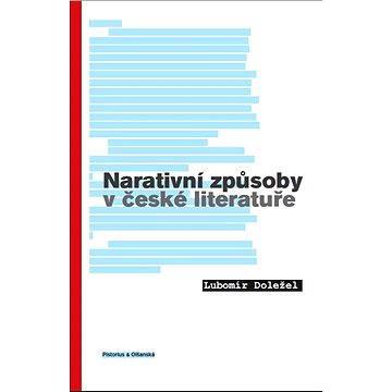 Narativní způsoby v české literatuře (978-80-87855-13-3)