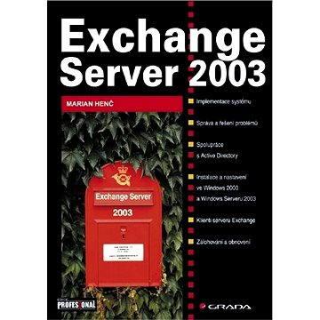 Exchange Server 2003 (80-247-0862-0)