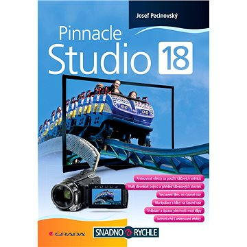 Pinnacle Studio 18 (978-80-247-5529-8)